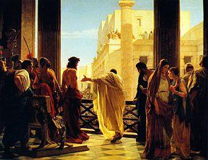 Question #3 (Pilate'sPlight)
