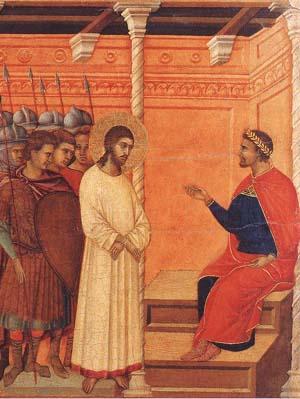 Question #2 (Pilate'sPlight)