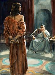 Question #4 (Pilate's Plight)