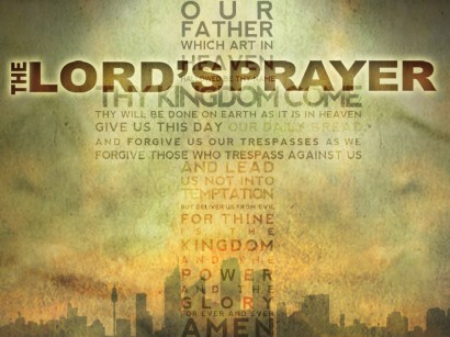 The Lord's Prayer#6