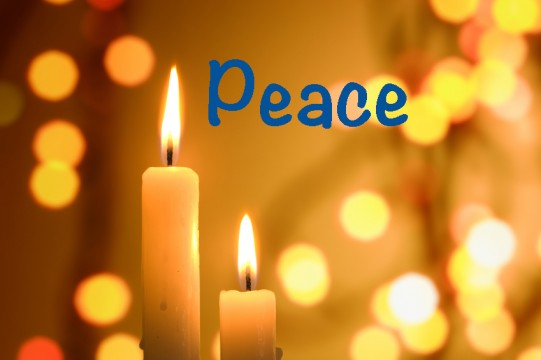 Advent (week 2) Peace