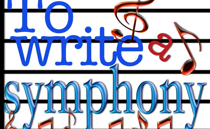 To Write aSymphony